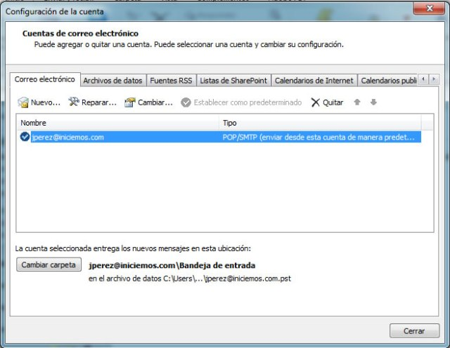 Google Apps | Outlook 2010