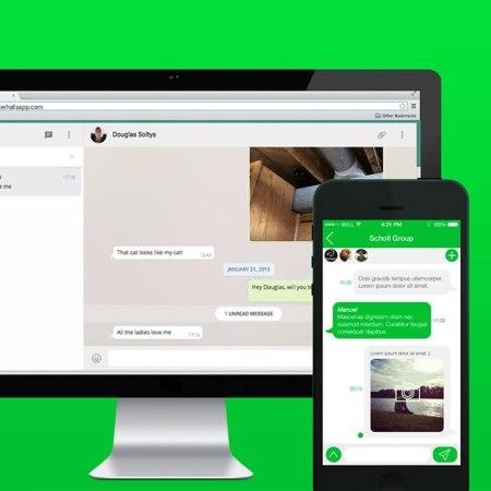 Utilizar Whatsapp desde tu escritorio Windows